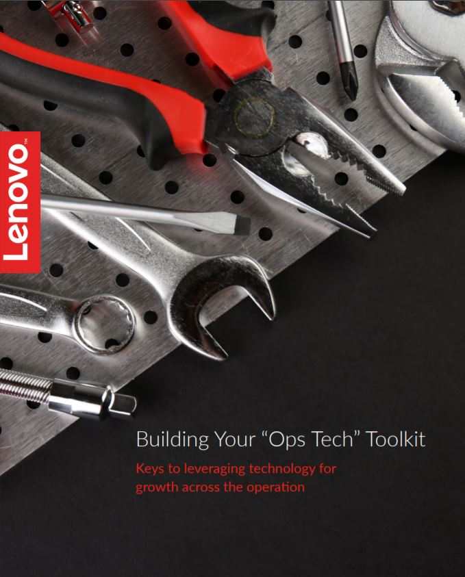 "Building Your ""Ops Tech"" Toolkit"