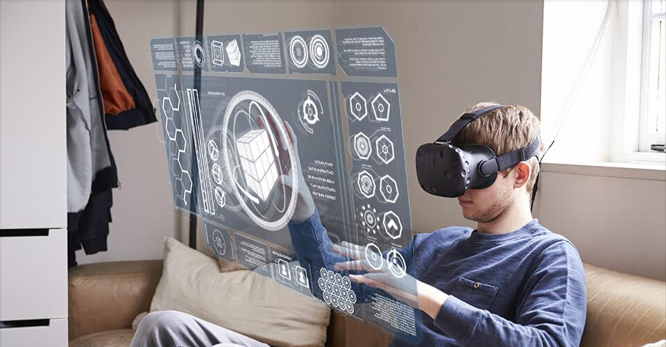 Virtual, Augmented, and Mixed: Charting The New Reality content