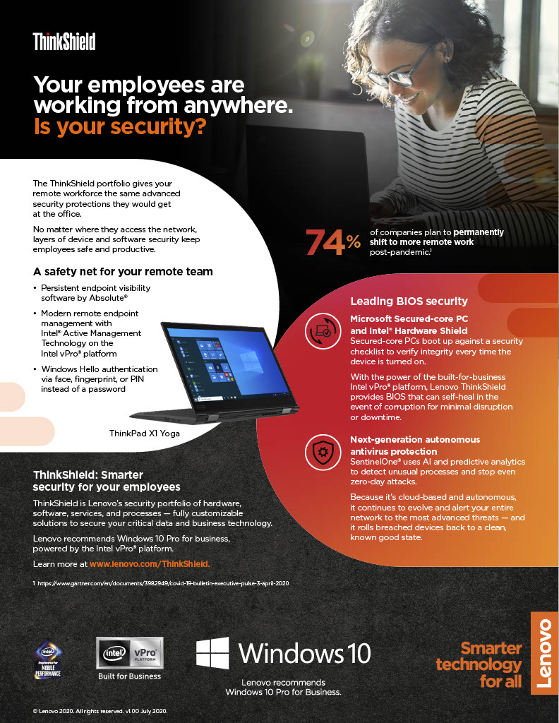 Your Employees are Working from Anywhere. Is Your Security?