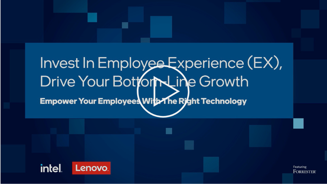 Smarter Way Forward - Video Employee Experience