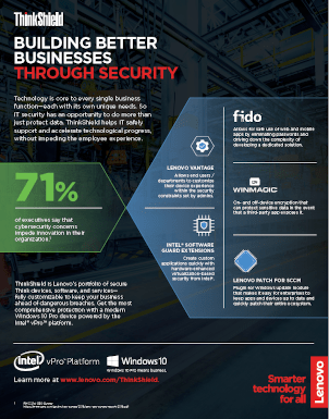 Building Better Businesses Through Security