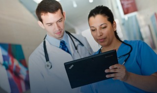 More Power & Performance: Professional Workstations Give Healthcare Users the Technology They Need.