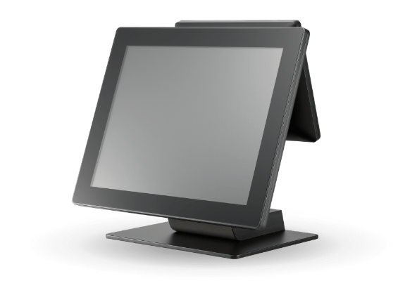 ultra slim stationary pos terminal