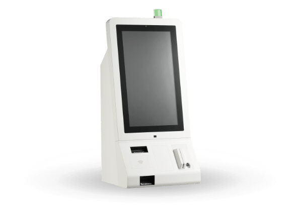 modular kiosk touch screen