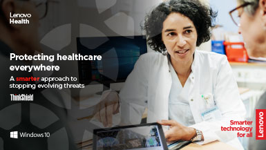 ThinkShield in Healthcare eBook