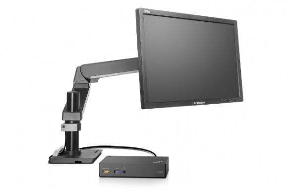 adjustable height monitor arm for remote employees