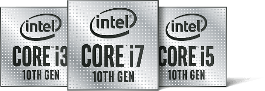 Intel 10th gen logo